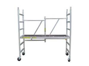 Aluminum Mobile Scaffold 2m High $407 ONLY!AU standard! Dandenong South Greater Dandenong Preview