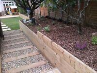 Landscape Gardening & General Building Offered – Work Of High Quality