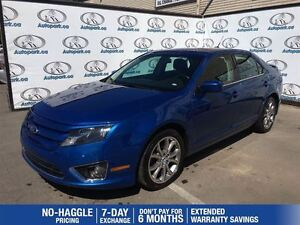 2012 Ford Fusion SE  Low kms  Cruise  Alloys