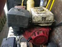 13 hp pressure washer spares or repair
