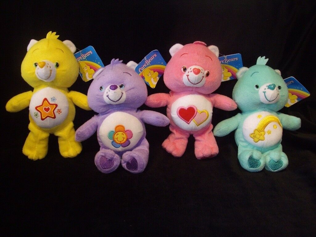 Eight Inch Care Bears