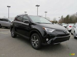Lease transfer brand new 2017 Toyota RAV4