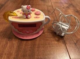 Hello Kitty Digital Clock Radio