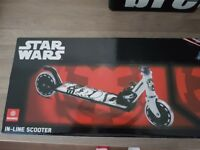 Kids scooter star wars