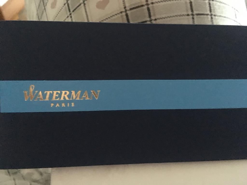 Waterman mechanical pencil