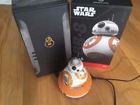 Sphero BB-8 Droid - Star Wars - Like NEW!