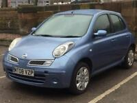 NISSAN MICRA AUTOMATIC 2008 (08 REG)*£1499*LOW MILES*SERVICE HISTORY*CHEAP AUTOMATIC CAR *PX WELCOME