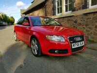 2006 Audi a4 s line estate 2.0 tdi