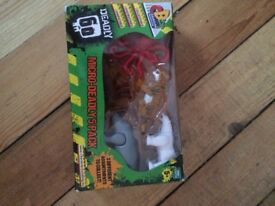 Deadly 60 animal toy set, new