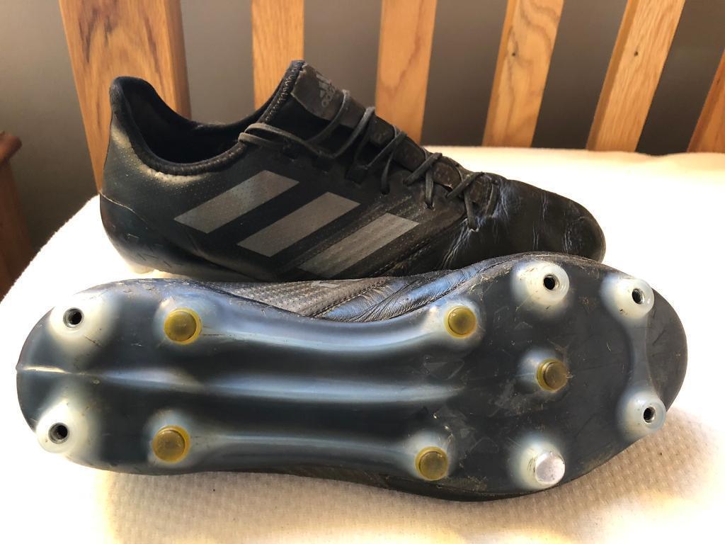 Adidas Kakari SG Rugby Boots Size UK10