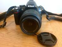 Nikon D3000 Digital SLR Camera - with accessories