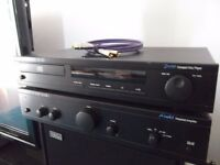Cambridge Audio Amplifier + Cd Player + Interconnects