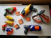 NERF toys LOADS