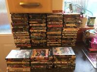 Huge DVD bundle car boot job lot bargain