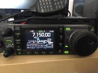 Icom IC-7000 HF 6,2 & 70cms