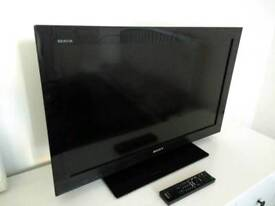 Sony Bravia LCD TV. 32 inch. Freeview £125