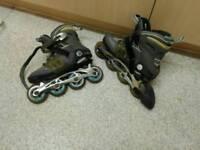 Inline skates 20 pounds