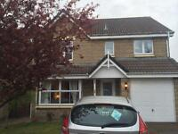 Four Bedroom Executive Detached Family Home for Lease in BLACKBURN
