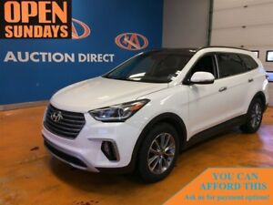 2018 Hyundai Santa Fe XL LIMITED! HUGE PANO SUNROOF! 3 ROW SEATI