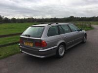 2000 BMW 5 Series 2,8 litre 5dr estate automatic