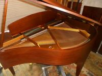 small baby grand piano by challen 4ft