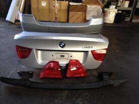 Bmw e90 LCI rear lights tail n/s o/s pair x4 2008-2011 saloon led