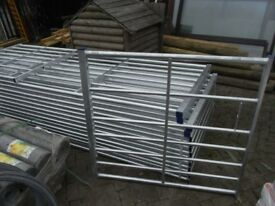 Galvanised gate 4ft