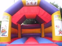 CLOWNS BOUNCY CASTLE HIRE~BOOK NOW FOR FUTURE DATE ~Various themes inc clowns