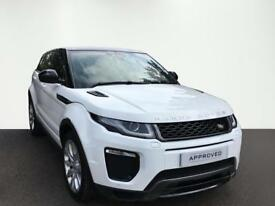 Land Rover Range Rover Evoque TD4 HSE DYNAMIC (white) 2017-01-23