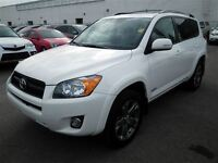 2011 Toyota RAV4 Sport- 4wd- LEATHER- SUNROOF- ONE OWNER