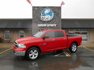 2016 Ram 1500 SLT! LOOK 4X4! $188.00 BI-WEEKLY+TAX!