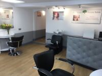 Rent a Chair in new Beauty Salon