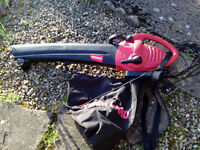 Mowerland Garden Shredder Blower Vacuum for sale