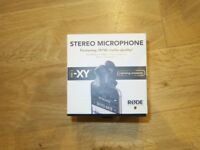 Rode iXY microphone for iPhone NEW