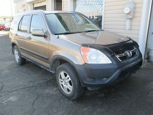 2004 Honda CR-V EX,full (garantie 1 an inclus)