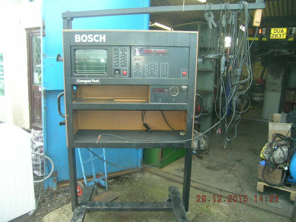 used emissions machine for sale