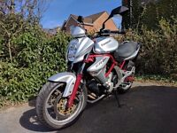 Kawasaki ER6n. Nice bike. Long MOT. Service history.