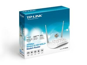 Modem Router TP-Link W8968 Presque neuf .