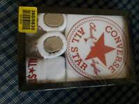 Bundle of converse baby stuff. FREE DELIVERY
