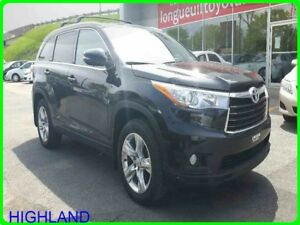 2015 Toyota HIGHLANDER AWD LIMITED