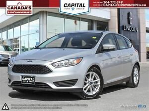 2015 Ford Focus SE HB **Rear Cam-Bluetooth**