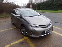 Toyota Auris VVT-I Excel (bronze) 2014