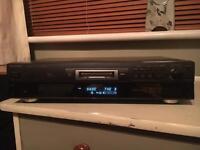 Technics Minidisc Recorder Plus Extras
