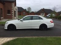 2010 MERCEDES E250 CDI SPORT HEATED LEATHER P/EX WELCOME