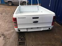 2016 single cab ford ranger rear tub