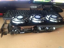 HD 7970 graphics card not working