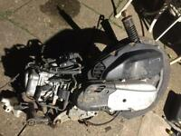 Honda ww 125 pcx New Shape 2014-18 Full engine