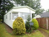 Willerby Salisbury 2 bedroom static caravan for sale, located near Narberth, Pembrokeshire