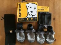 Dog Boots - Ruffwear Summit Trex Dog Boots with boot liners