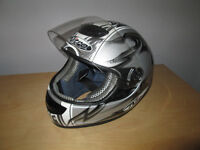 FULL FACE NITRO CRASH HELMET
